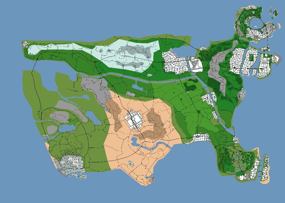 usa map gta 6