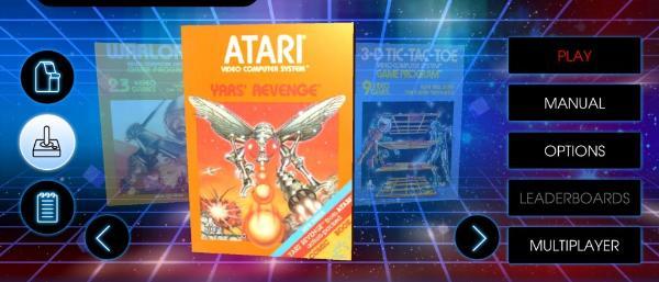 Atari Vault sneak peak
