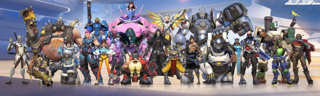 overwatch open beta heroes