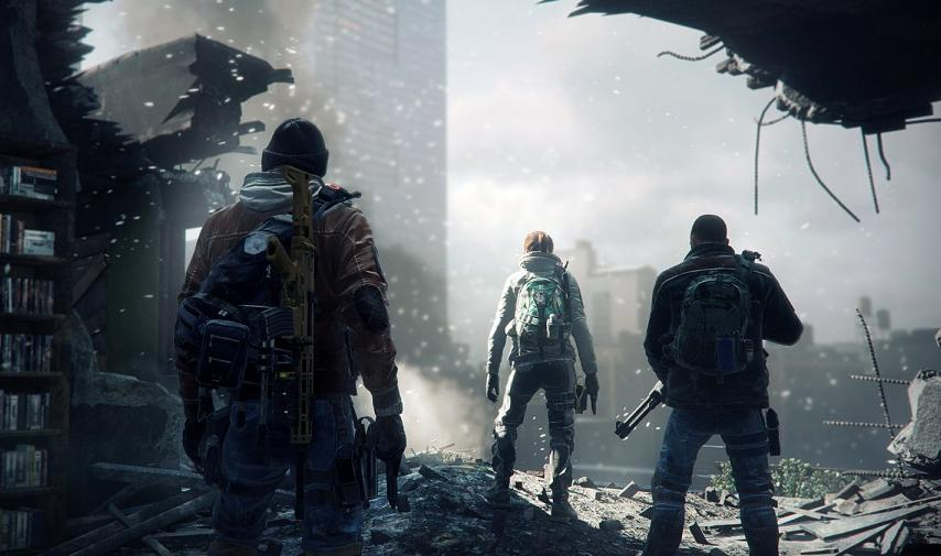 team view intrusions the division