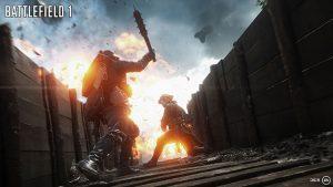 Battlefield Screen