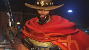 Blizzard McCree