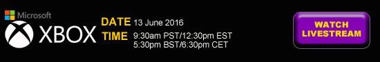 Stream E3 Xbox