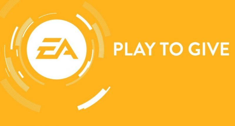 EA se apuca de caritate