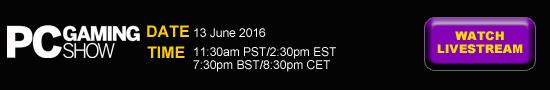 Stream E3 PC Gaming Show