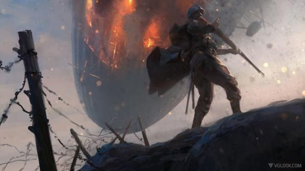Battlefield 1 Alpha image