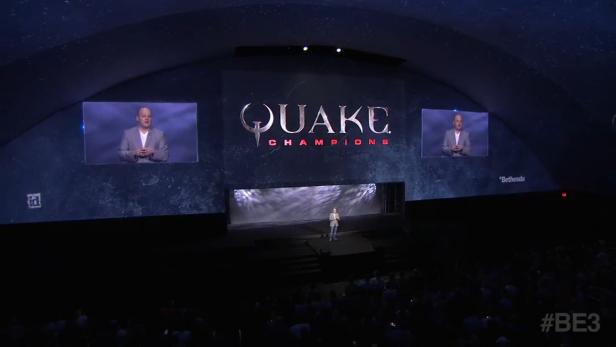 Quake Champions e3 photo