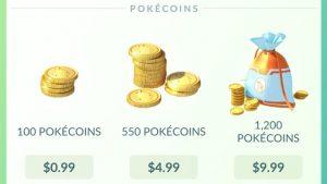 ghidul pokemon go  pokecoins