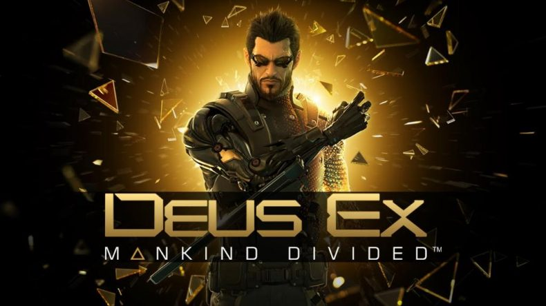 Mankind Divided front