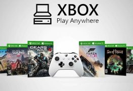 Xbox Play Anywhere Feature