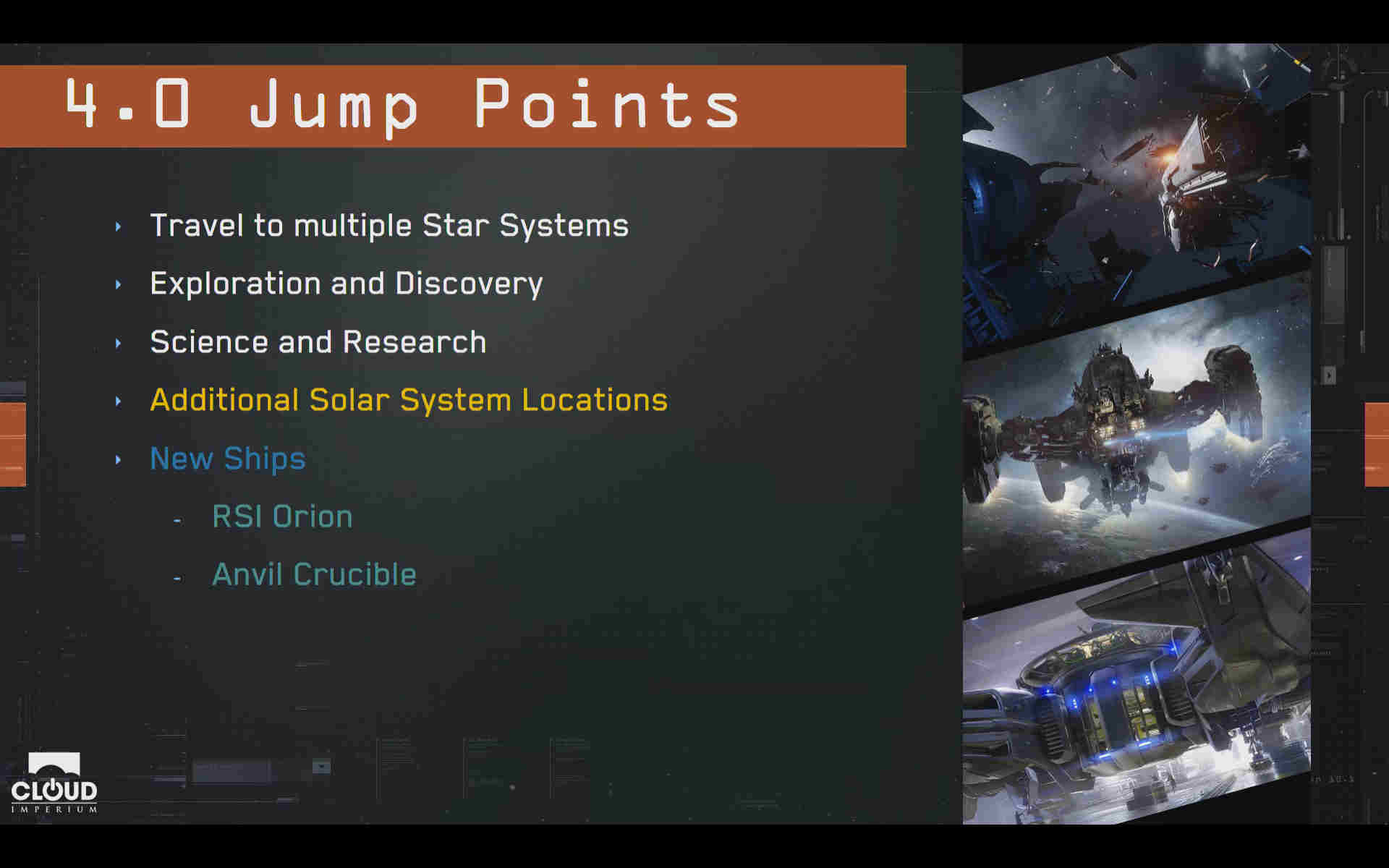 Star Citizen Alpha 4.0