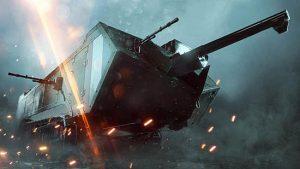 Battlefield 1 DLC vehicul nou