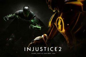 Injustice 2 art
