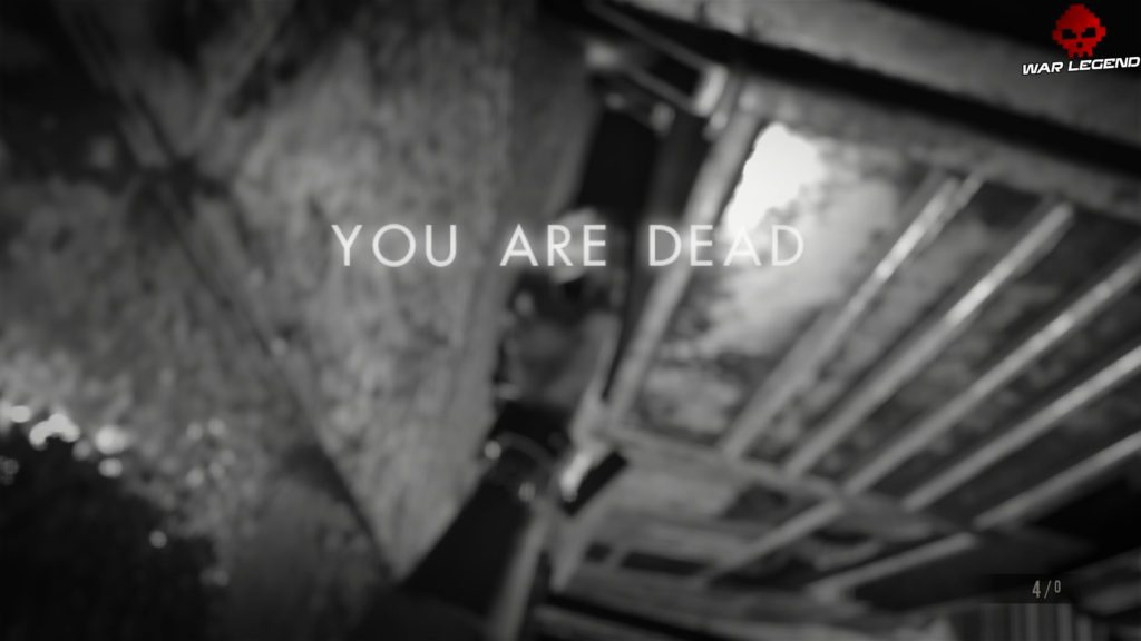Resident Evil 7 you are dead