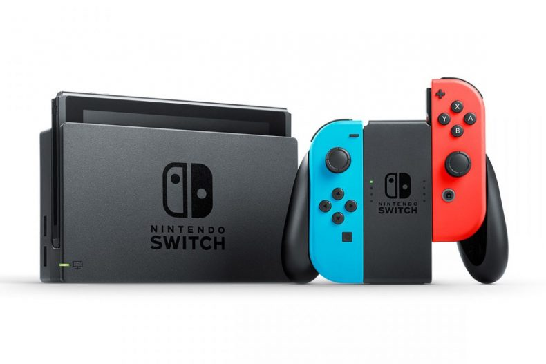 Nintendo Switch Featured