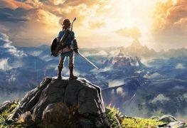 Legend of Zelda background