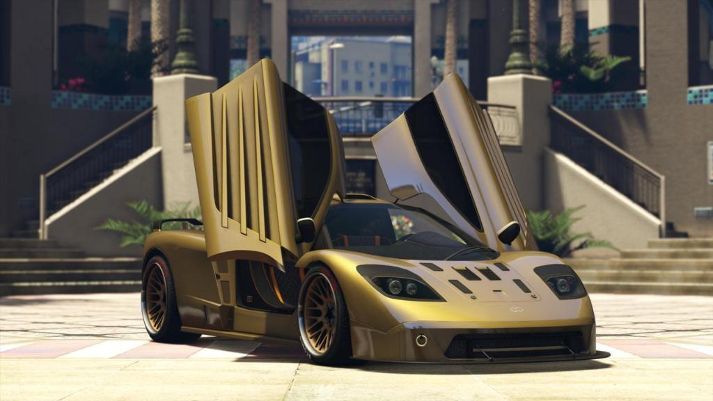 GTA V Online new vechicle