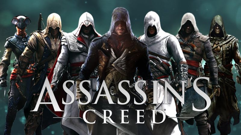 Assassin's Creed personas