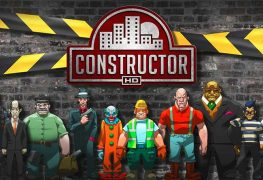Constructor HD cover