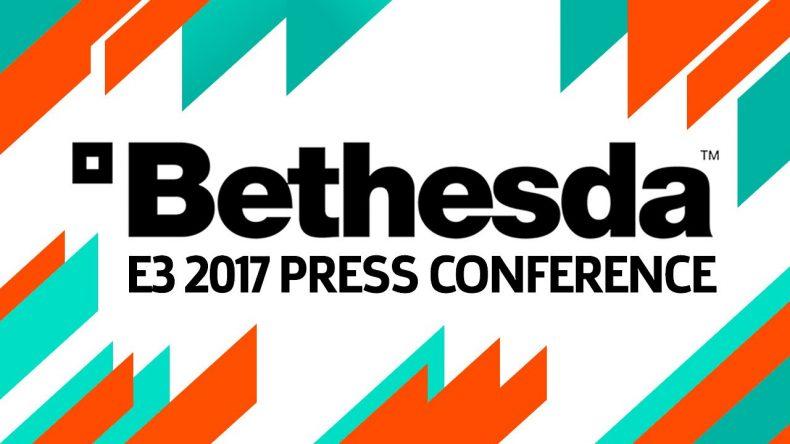 E3 2017 Bethesda