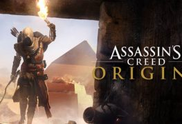 Assassin's Creed Origins front
