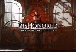 Dishonored DotO cover