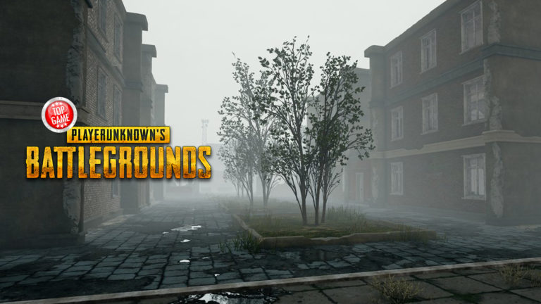 PlayerUnknown's Battlegrounds foggy