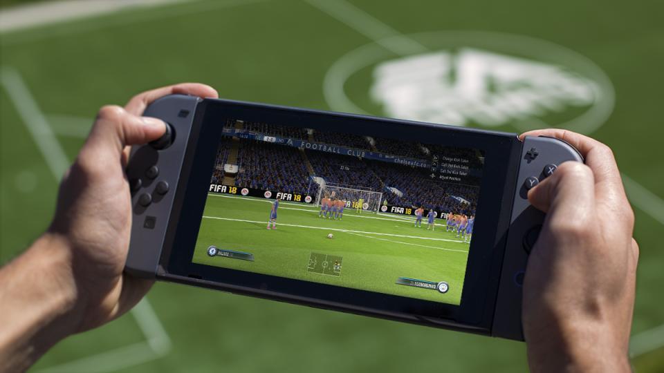 FIFA 18 switch