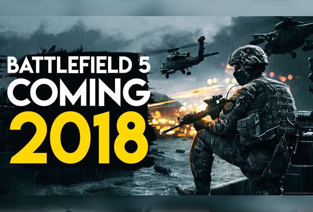 Battlefield 5 gameplay