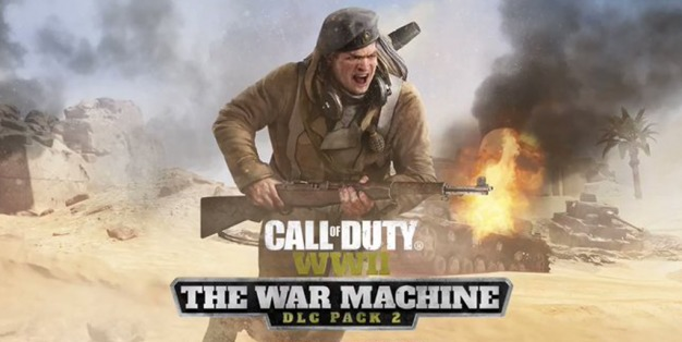 Call of duty The Warr Machine DLC PACK 2