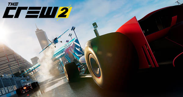 The Crew 2 fast car