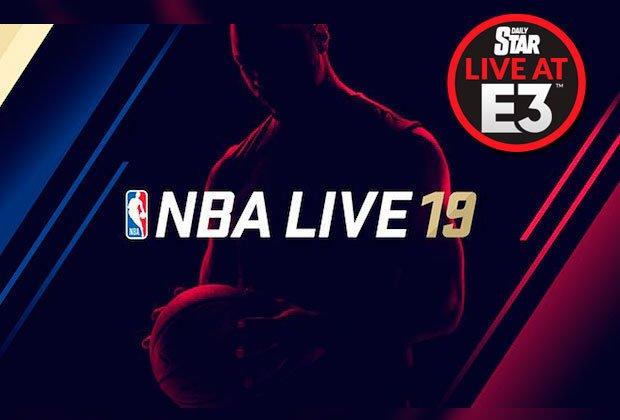 NBA Live 19 e3 2018