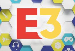 E3 2018 start