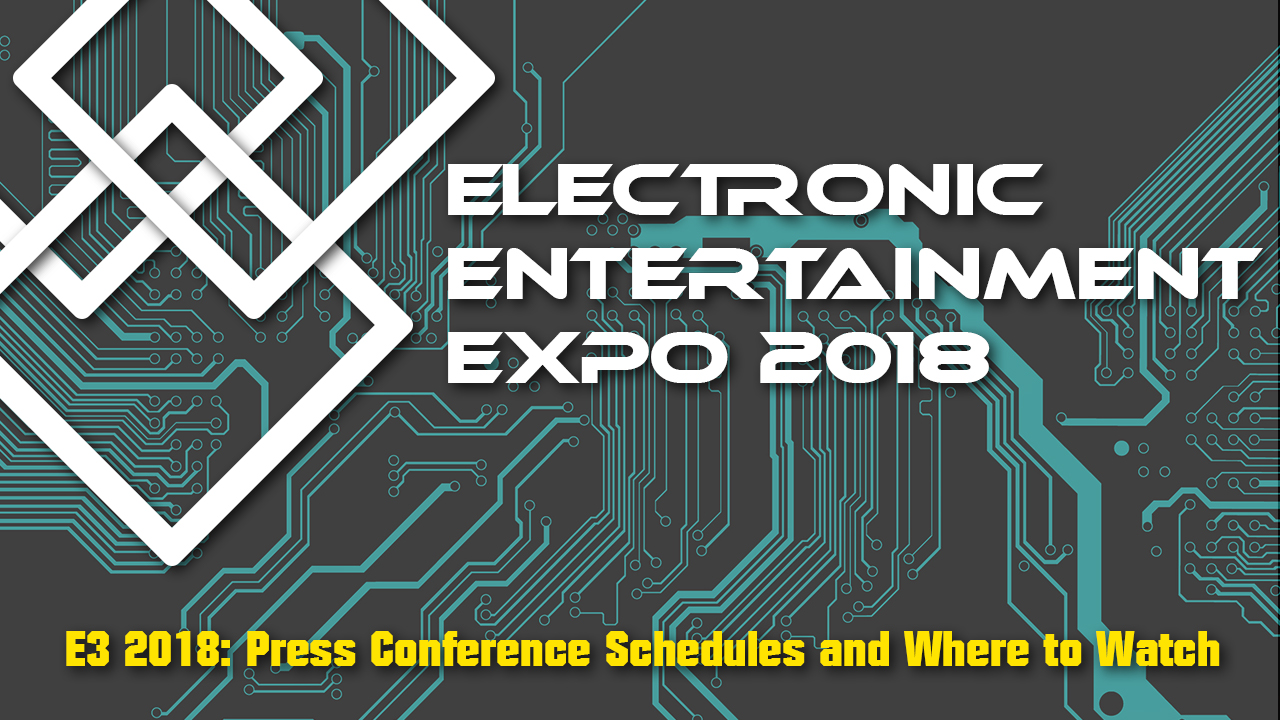 Electronic Entertainment Expo 2018