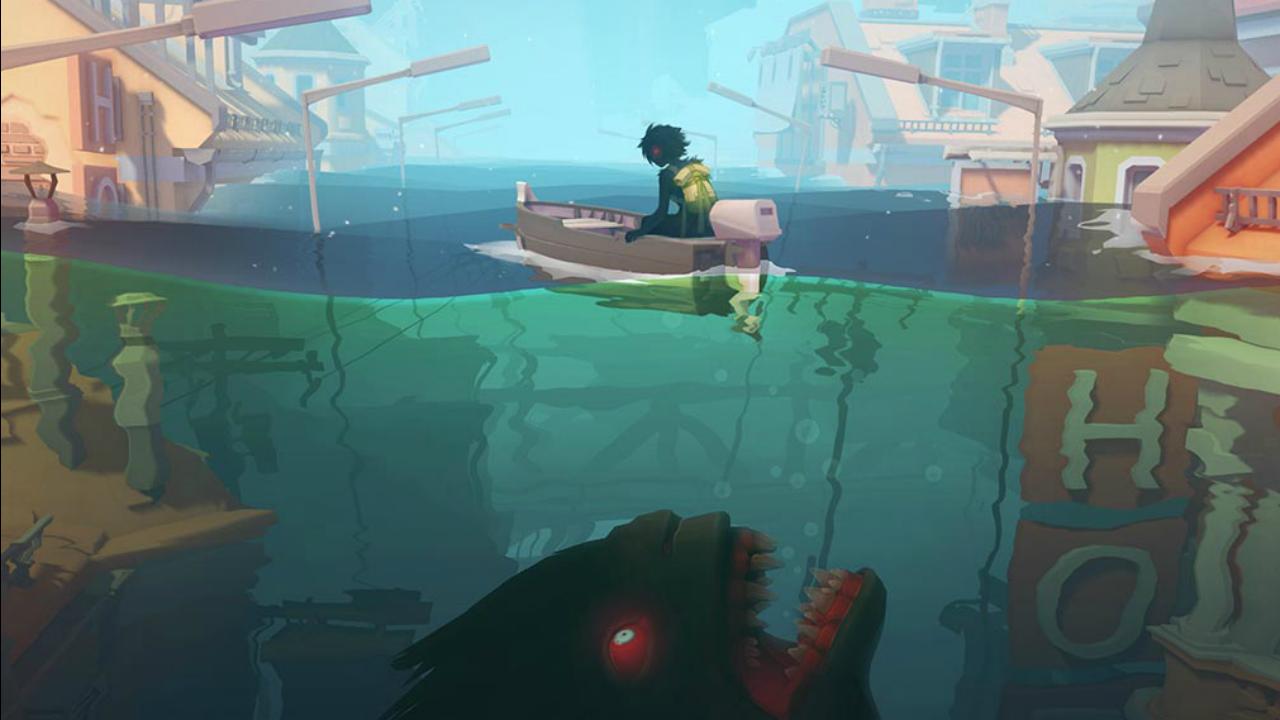 E3 2018 - Sea of Solitude