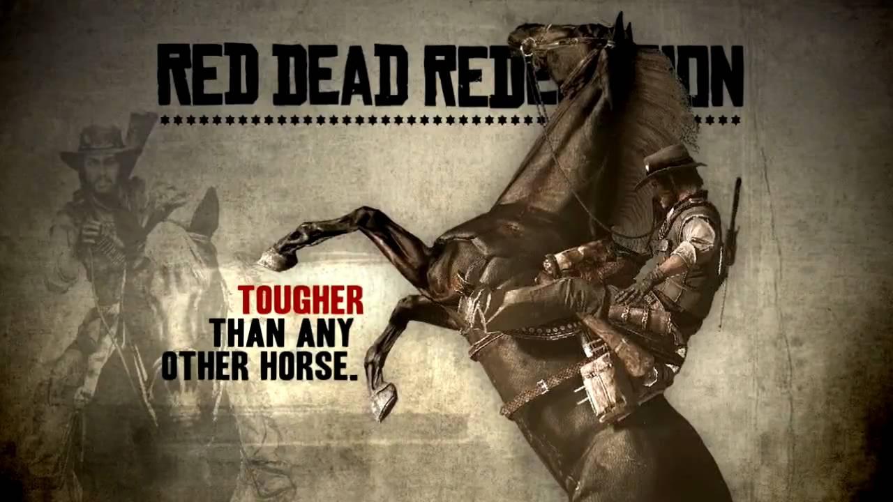 War Horse Read Dead Redemption 2