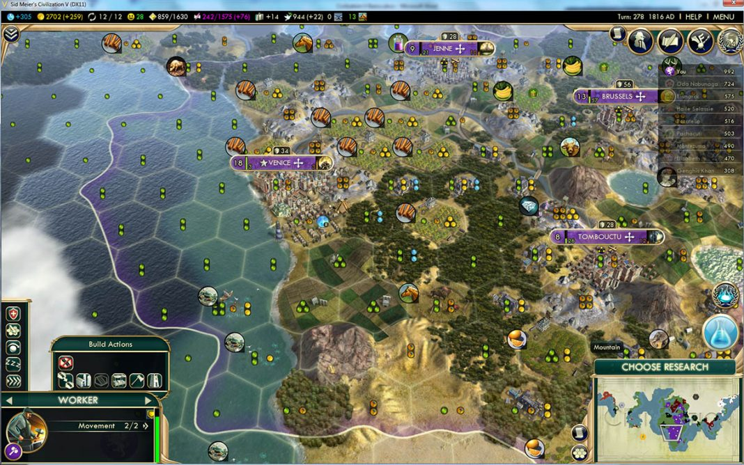 joc Civilization V