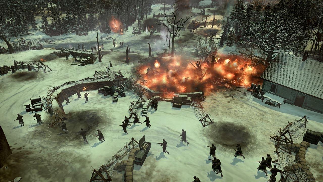 Ardennes Assault