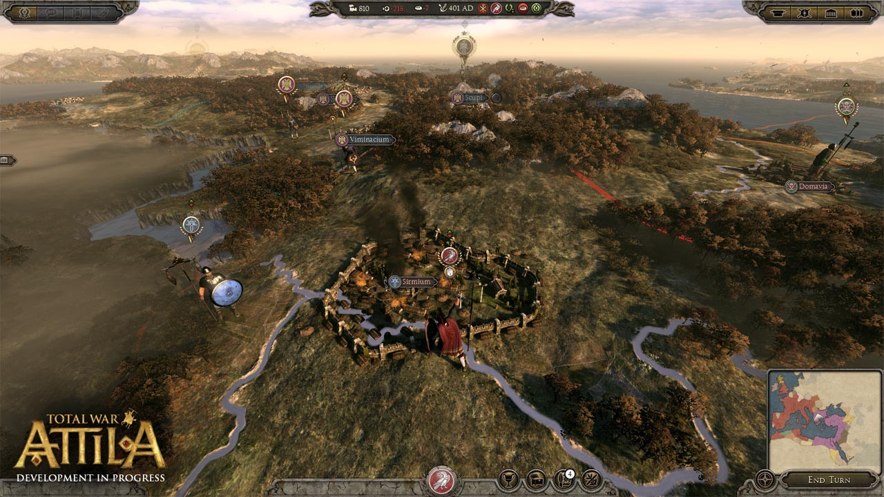 joc Total War Attila