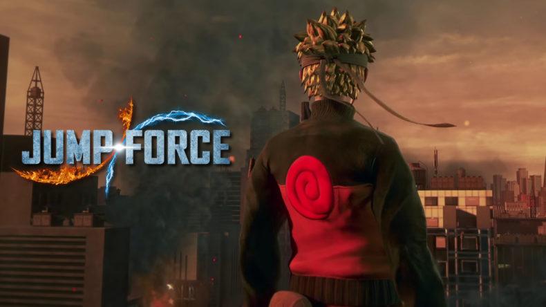 Jump Force personaje