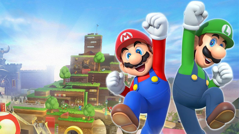 Super Nintendo World Mario