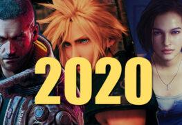 50 jocuri asteptate din 2020
