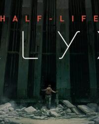 half-life: Alyx main title