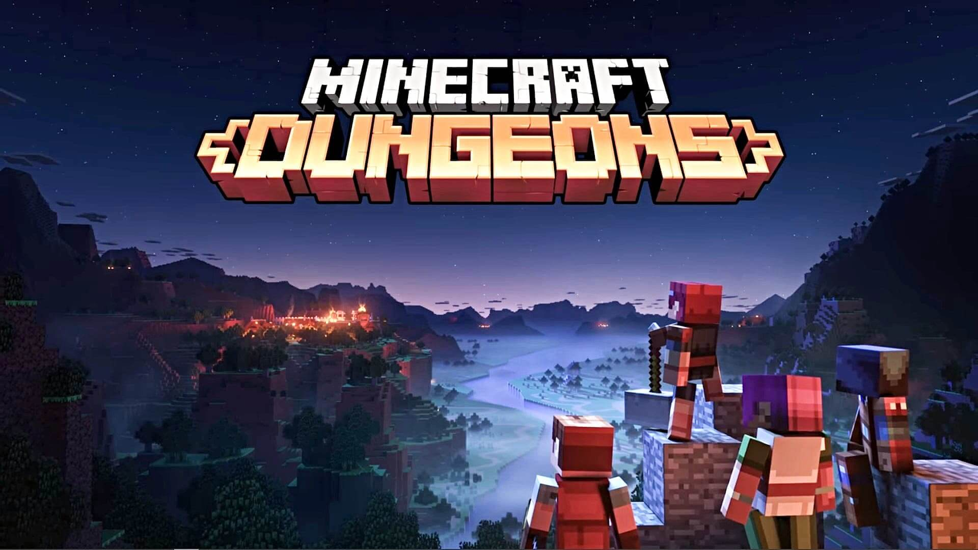 dungeons update minecraft