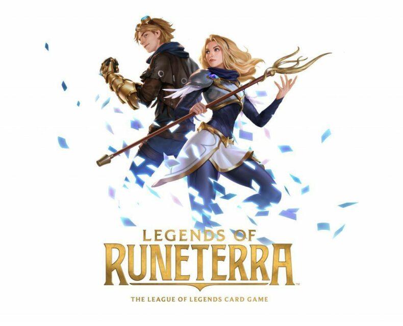 legends of runeterra title