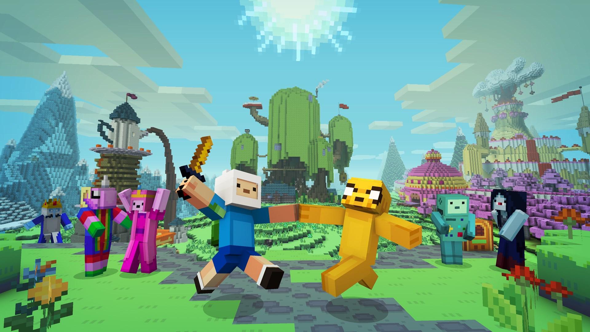 Minecraft Mods and Dlc