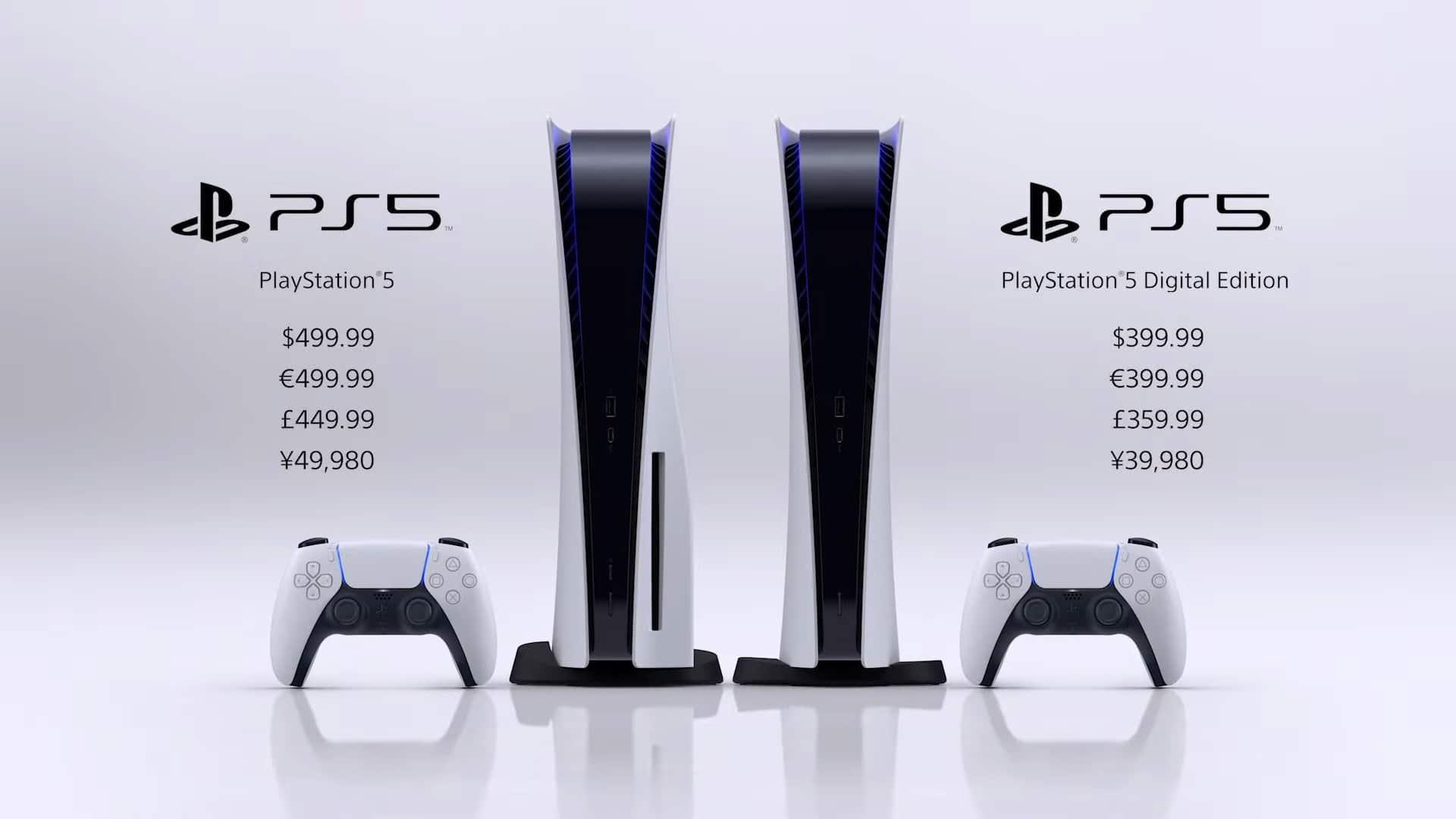 pret PS5