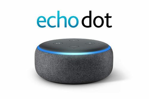 Alexa Dot 3