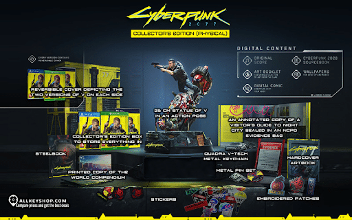 Cyberpunk 2077 Digital Edition