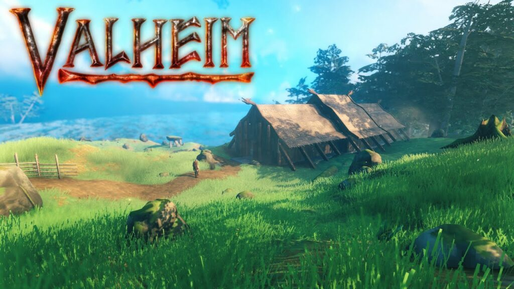 Valheim early access